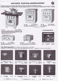 Fa. Schweizer Katalog 1955 Seite 2