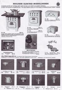 Fa. Schweizer Katalog 1956 Seite 2