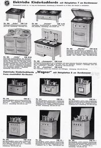 Fa. Schweizer Katalog 1956 Seite 3
